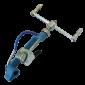 Инструмент для натяжения и резки монтажной ленты FZT