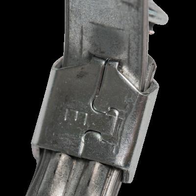 Хомут червячный металлический Norma Torro W1