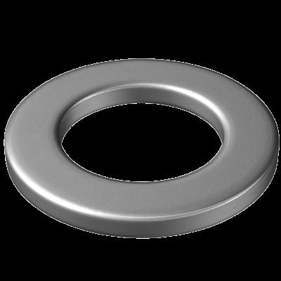 Шайба DIN 125 (ГОСТ 11371-78) оцинкованная оптом