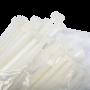 Кабельные пластиковые стяжки (Китай) от производителя
